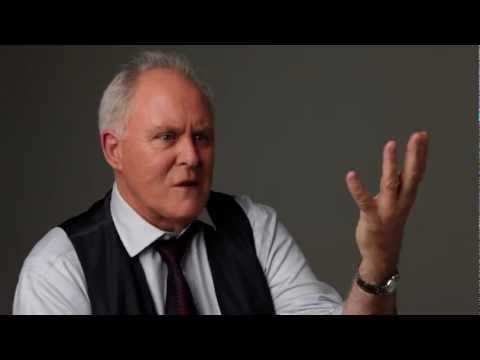 THE COLUMNIST: Behind the Scenes with John Lithgow