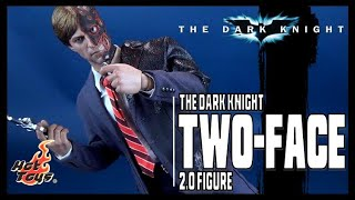 Hot Toys The Dark Knight Two-Face 2.0 Sideshow Exclusive | Video Review ADULT COLLECTIBLE