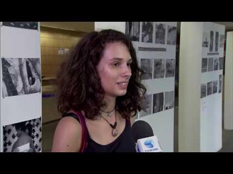 Exposição em cartaz na Biblioteca Nacional de Brasília reúne fotos de alunos de escolas públicas que