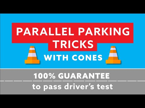 Parallel Parking Tricks - Guarantee To Pass Road Test
