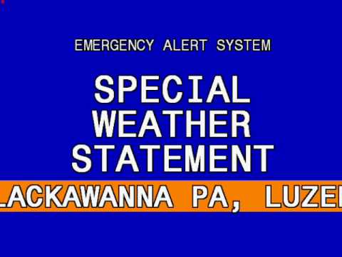 EAS: Special Weather Statement for NEPA