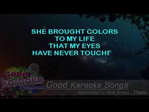 Baby Blue -  George Strait (Lyrics Karaoke) [ goodkaraokesongs.com ]