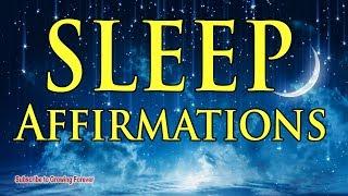 Deep Sleep Affirmations For A Perfect Sleep, Sleep Music, Affirmations For Sleep Meditation Lucid