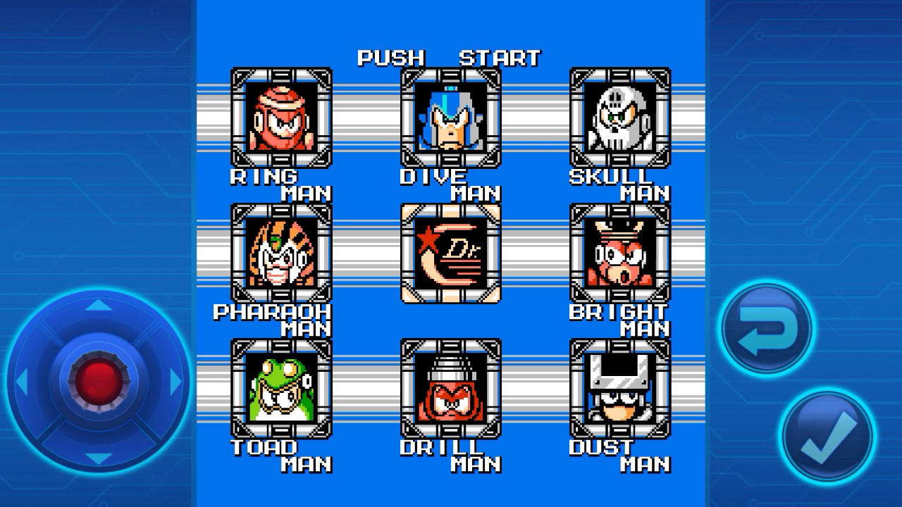 Megaman mobile 4 apk Mega y Mediafire