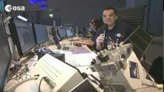Rosetta wake-up media briefing at ESOC - Part 2