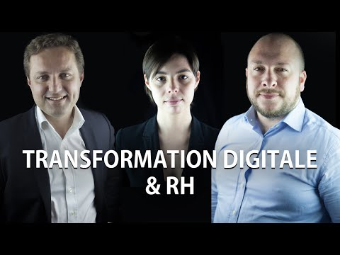Transformation Digitale et RH