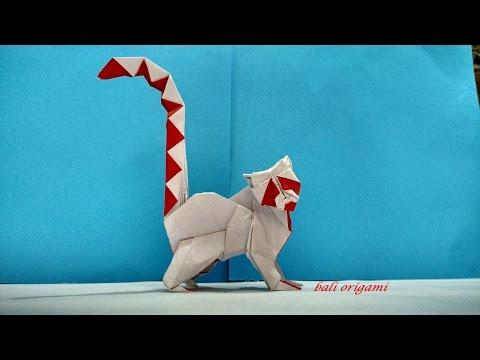 Origami Lemur (Roman Diaz) Part 2