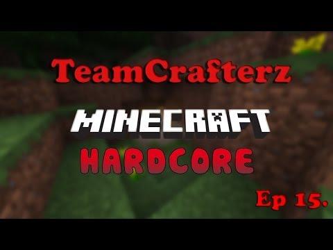 Minecraft: Hardcore Survival. Ep 15. Ma vihkan Creepereid.