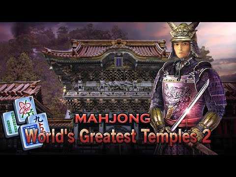 World's Greatest Temples Mahjong 2 Trailer
