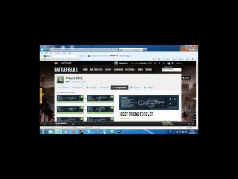 Battlefield 3 Thai Tutorial ขั้น Basic ตอนที่ 1 - Battlelog
