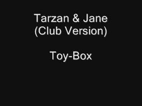 Toy-Box - Tarzan & Jane (Maxi Version)