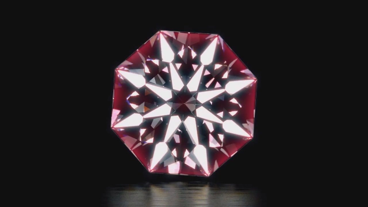 watch of crown youtube cut octagon light diamond