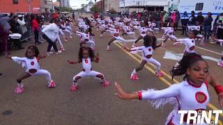 Baby Dancing Dolls (2019)   JSU Homecoming Parade   All 3 Teams Combined
