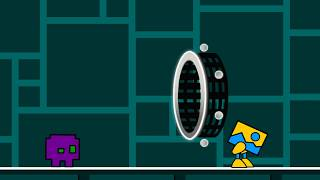 Geometry Dash Animation - Robot Portal