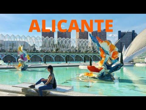 Alicante And Valencia, Spain Vlog