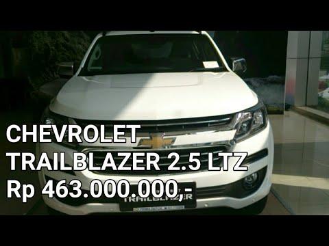 2018 Chevrolet Trailblazer 25 Ltz Indonesia Exterior Interior