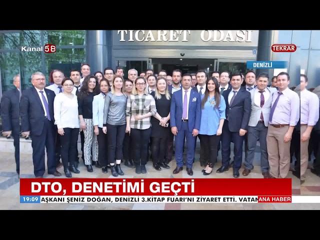 Kanal 58-DTO, denetimi geçti 09 04 2019