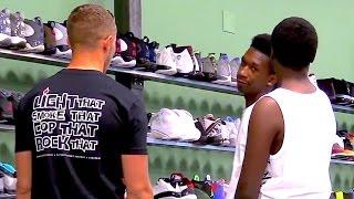 Bad Shoe Store Employee Prank!