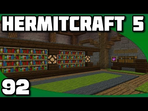 Hermitcraft 5 - Ep. 92: Finishing the Build Shop