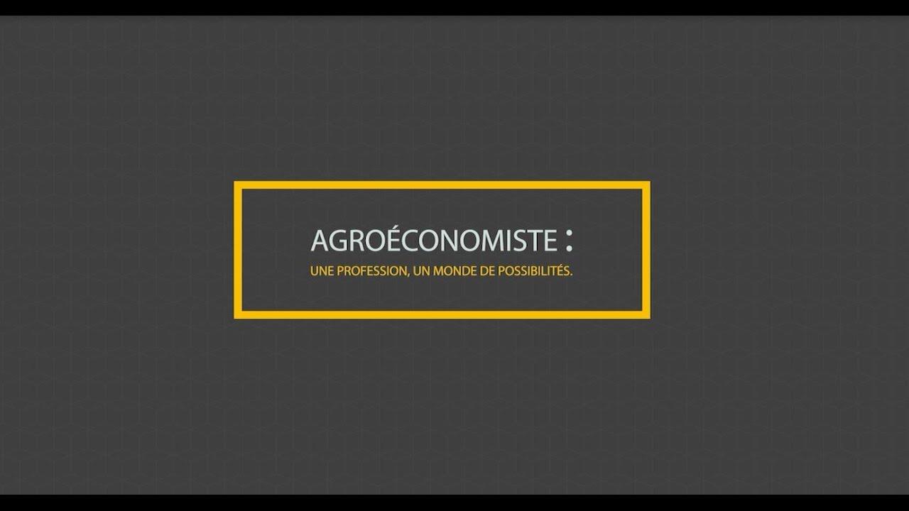 Baccalauréat en agroéconomie