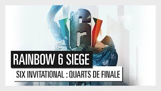 Six Invitational 2018 - Rediffusion des Quarts de Finale.