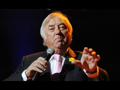 Jimmy Tarbuck Interview LIVE Blackpool with Des O'Connor 29th July 2017 Opera House Winter Gardens