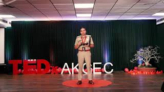 If I can, You can - struggle of 10 yrs from CallCentre to IPS | Suraj Singh Parihar | TEDxAKGEC