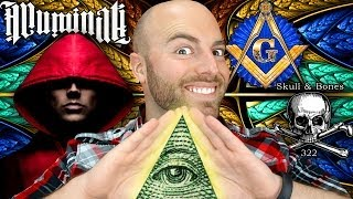 The 10 Most MYSTERIOUS Secret Societies on Earth!