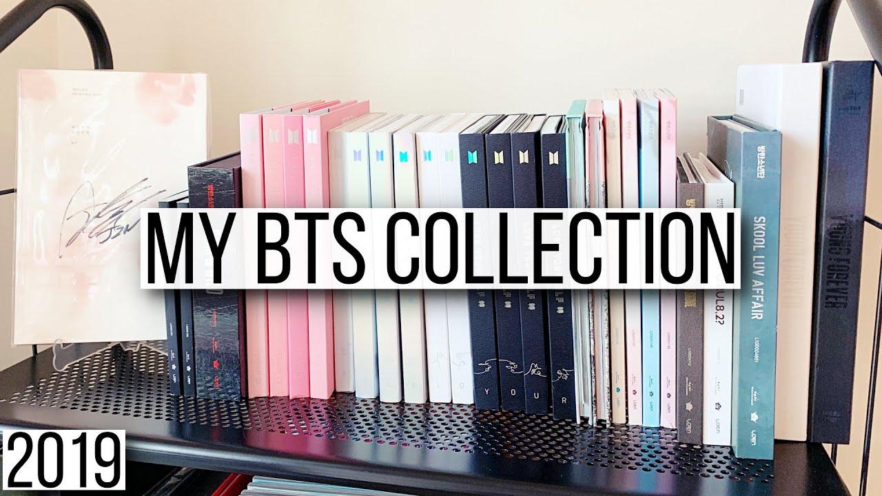 ?My Entire BTS 방탄소년단 Collection (2019)?