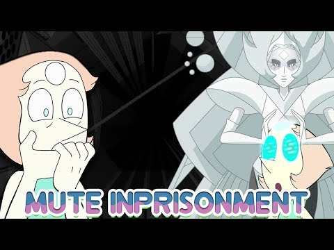 Pearl Under White Diamond's Control? Her Involuntary Silence [Steven Universe Theory] Crystal Clear