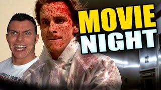 American Psycho & New Flick Cave - MOVIE NIGHT