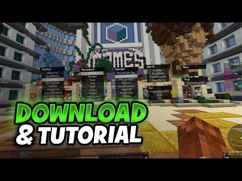 Minecraft 1 8 Vesta Hack Client Download & Vorstellung - YouTube
