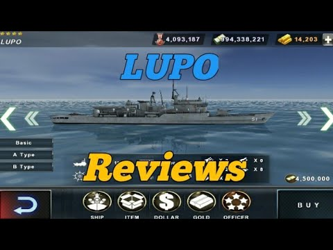 Warship Battle : LUPO