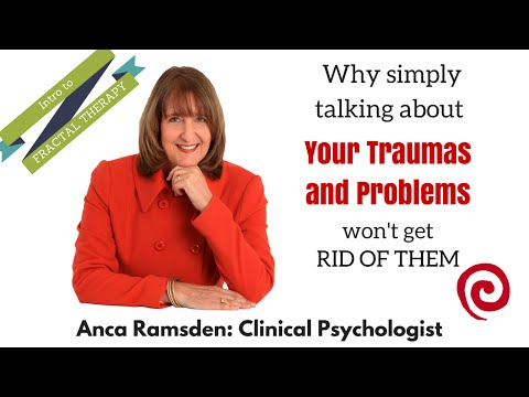 Sydney Psychologist Anca Ramsden introduces Fractal Therapy