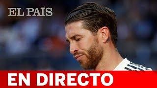 DIRECTO REAL MADRID | Sigue la rueda de prensa de SERGIO RAMOS