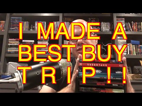 Download I made a Best Buy Run! UNBOXING