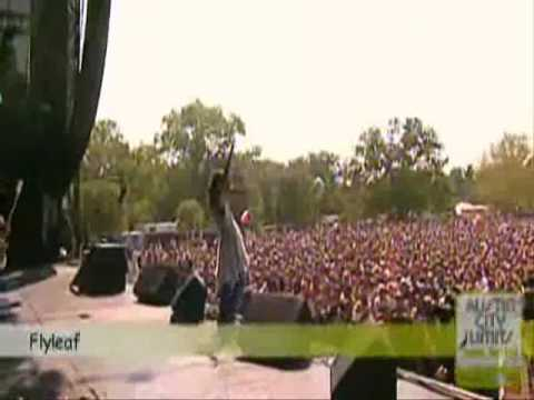 Okay/Tina (With song meaning)- Flyleaf (ACL 2008)