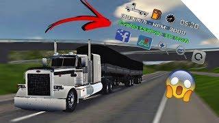 ⇢140km/h no Peterbuilt (TOP SPEED)   Grand Truck Simulator