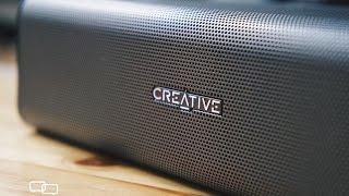 Обзор Creative Sound Blaster ROAR SR20A: портативная колонка и не только