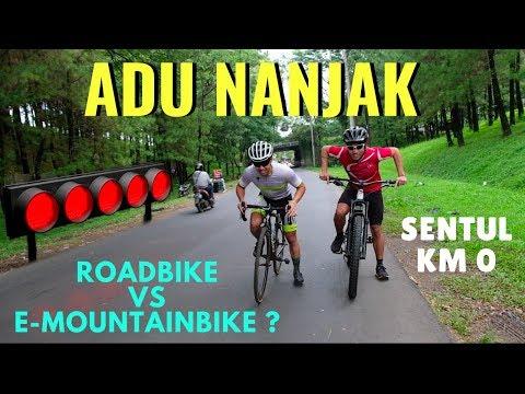 Road Bike vs E-Mountain Bike⎜Tarmac SL6 vs Levo