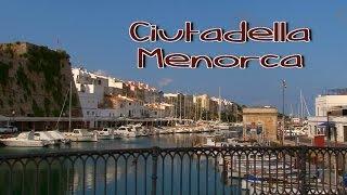 Ciutadella, Menorca, Balearen, Spanien