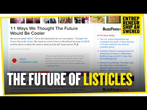 The Future of Listicles