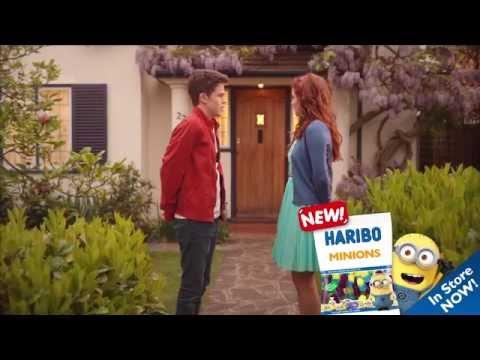 HARIBO Tangfastics: The Unexpected Kiss Advert 2014 (HARIBO Minions)