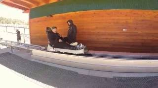 Lake Tahoe Mountain Roller Coaster