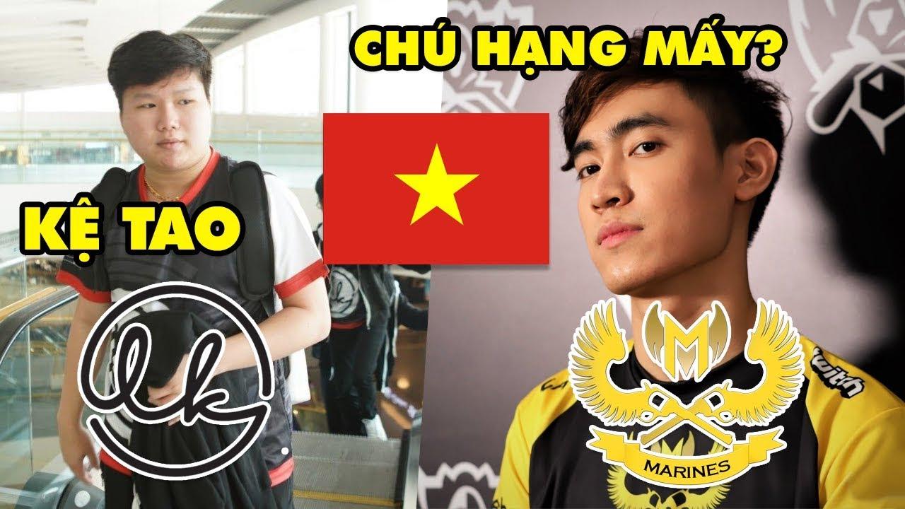 LMHT: BXH 24 đội tuyển tham dự Chung Kết Thế Giới 2019 – Việt Nam đứng thứ mấy?