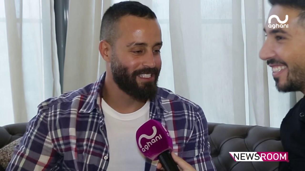 سعد رمضان يلتقي بأصغر معجبيه ويصرّح: حلم الأبوّة يراودني وسأطلق هذه الأسماء على أولادي!