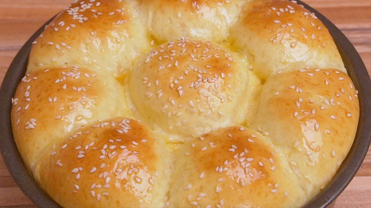 想吃面包不用买,教你做红豆小面包,营养健康又美味,孩子超喜欢