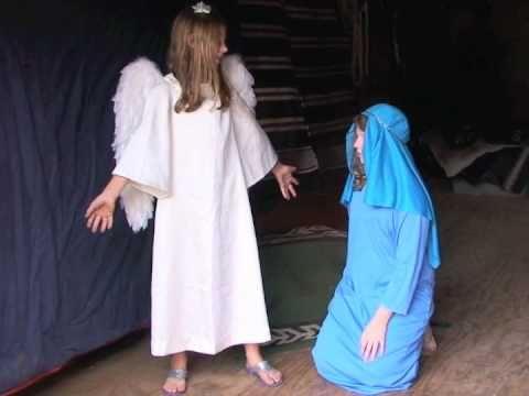 Christmas Hang-Ups - The Nativity Song