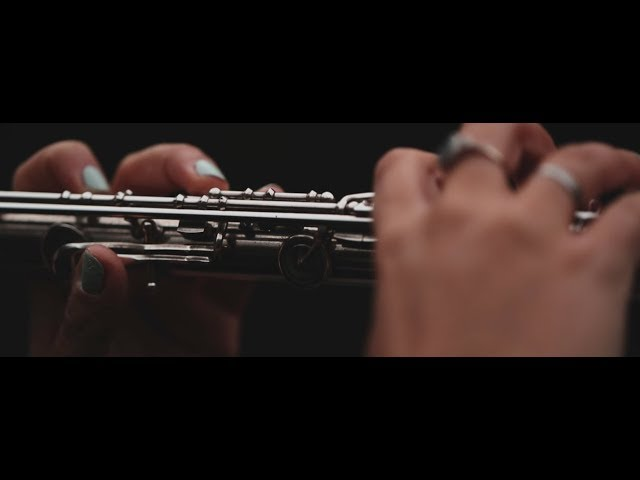 Jay Capperauld - The Pathos of Broken Things for Solo Flute (performed by Katherine Bryan)