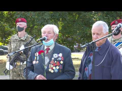 Rada Sumy: У Сумах відбувся урочистий мітинг з нагоди відзначення Дня партизанської слави